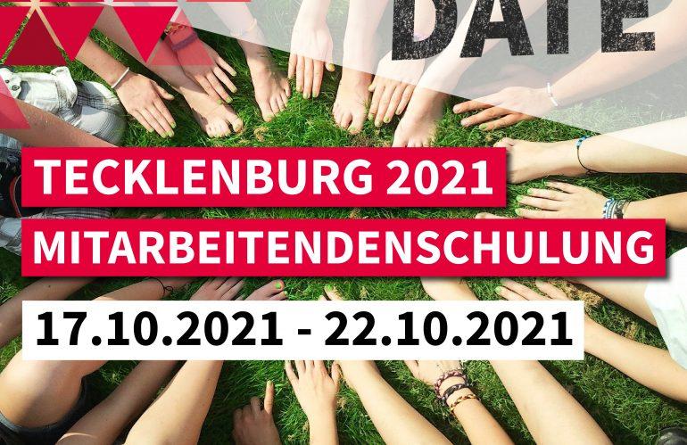 Mitarbeitendenschulung Tecklenburg 2021